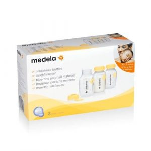 biberons pour lait maternel Medela kit
