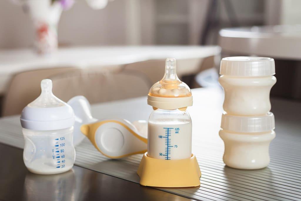 tire lait manuel